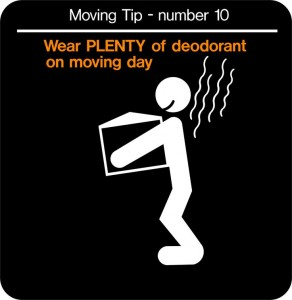 Remember folks, just because moving stinks doesn't mean you have to!