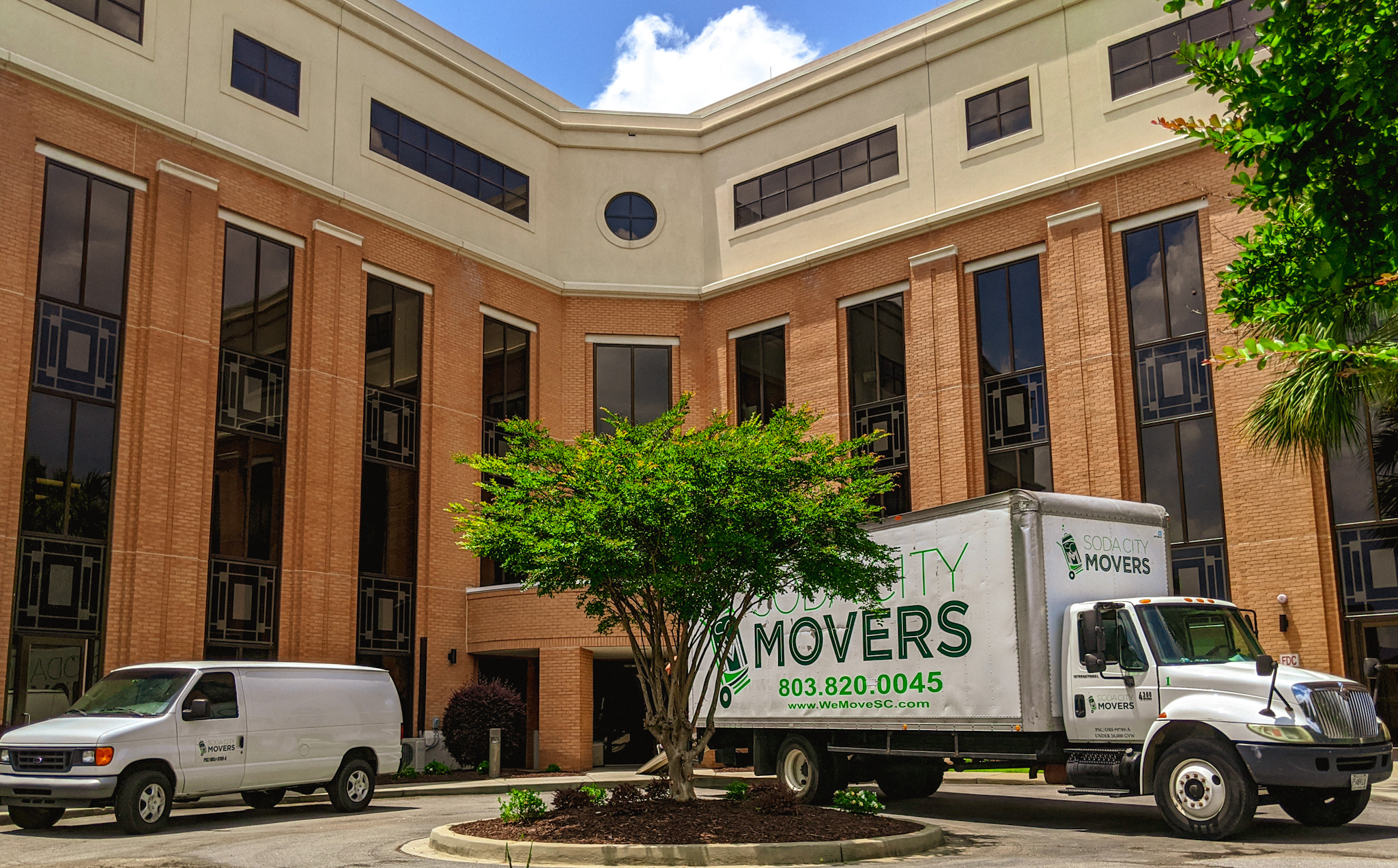 Office Movers in Columbia SC